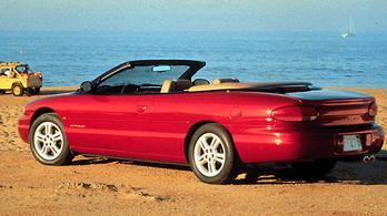 Az igazi hibrid élményautó egy Chrysler?