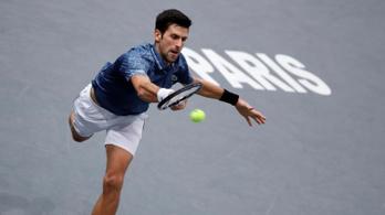 Djokovic meglepetésre kikapott Hacsanovtól a döntőben