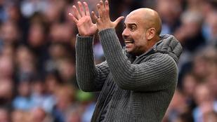 Komikus bénázás indított be a Manchester City gálaműsorát