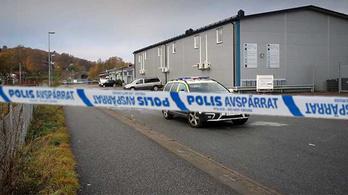 Motoros bandák lőhették egymást Svédországban, nyolcan megsebesültek