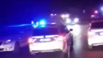 Videón a szökött szekszárdi rab elfogása