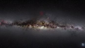 Itt a bizonyíték a galaxisunk közepén lévő hatalmas fekete lyukra