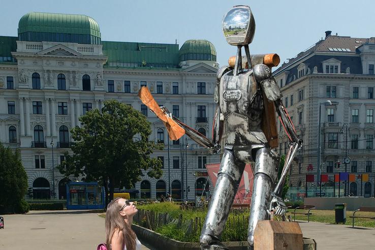 Bécsi látványterv
