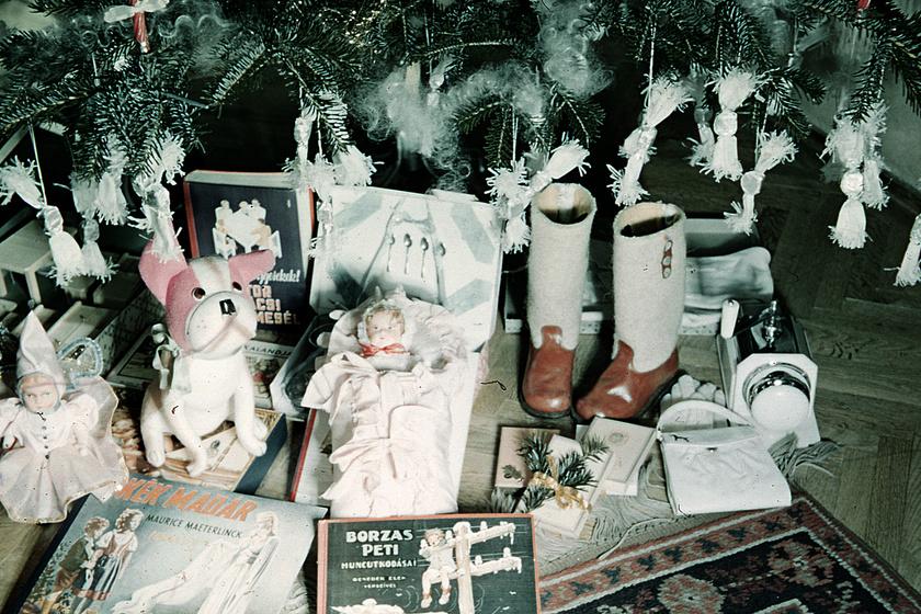 Ilyen volt a karácsony: régi képeken a meghitt ünnep