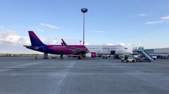 Véres verekedés volt a Wizz Air London–Budapest-járatán