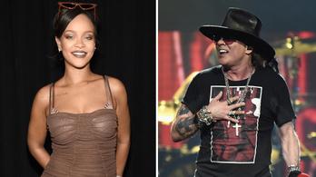 Axl Rose és Rihanna is letiltotta dalait Trump gyűléseiről