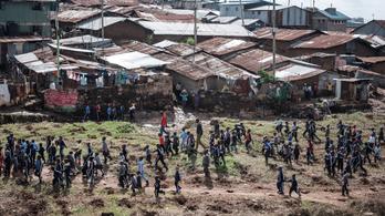 Afrikai nyomornegyedekből okosítják az önvezető autókat