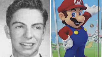 Meghalt az igazi Super Mario, akiről a világ leghíresebb vízvezeték-szerelőjét mintázták