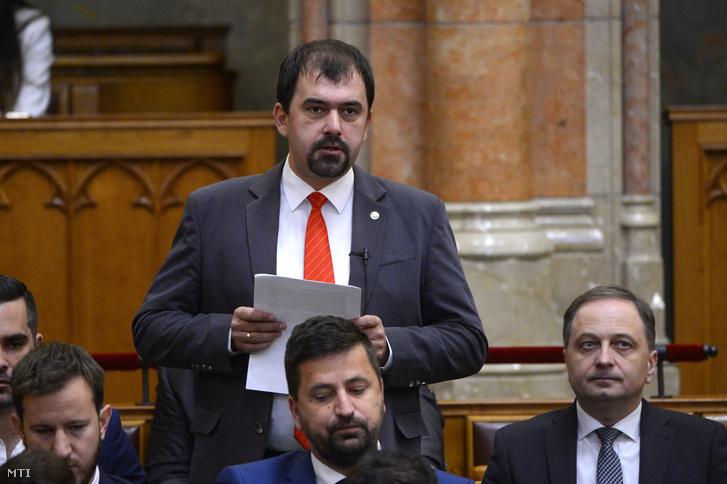 Szávay István, a Jobbik frakcióvezető-helyettese