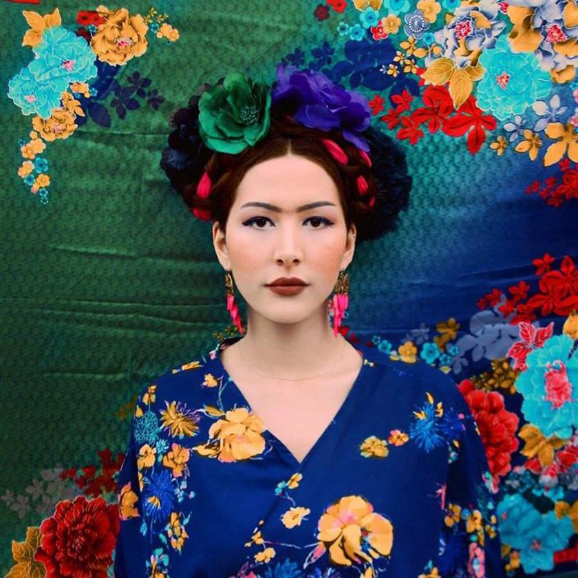 - Önarcképeket festek, hiszen olyan gyakran vagyok magányos, és, mert saját magamat ismerem a legjobban. - Frida, 33 éves, Mexikó, 1940.