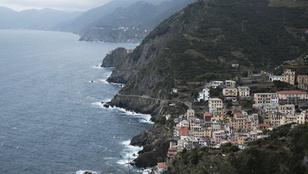 Ilyen a Cinque Terre szezonon kívül