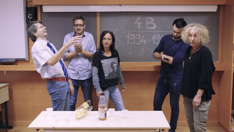 Hat pillanat, ami rémálommá tesz egy osztálytalálkozót