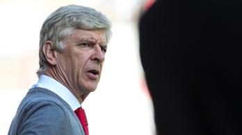 Arsène Wenger lesz az AC Milan új edzője a France Football szerint