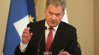 A finn elnök új, fagyos hidegháborútól tart