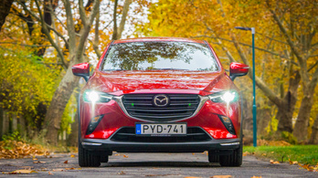 Mazda CX-3 G150 Revolution Top AWD AT – 2018.