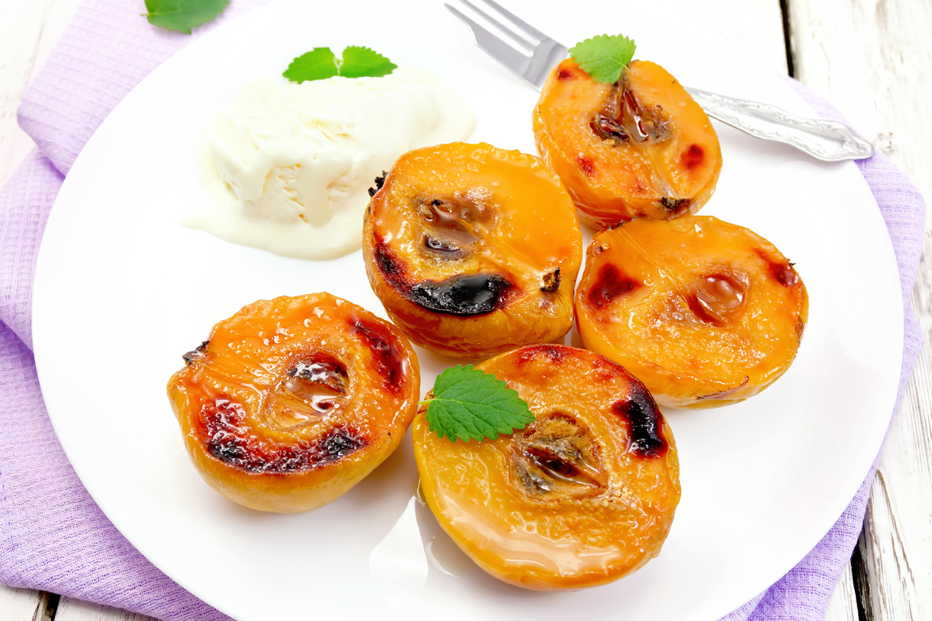 Fűszeres, sült birsalma mézzel sütve: az egészséges desszert