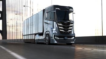 Európa is kap környezetbarát kamiont
