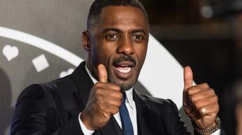 Idris Elba lett az év legszexibb férfija