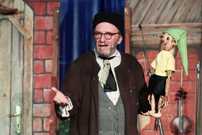 Femina 45 het Pinokkio Szacsvay Laszlo
