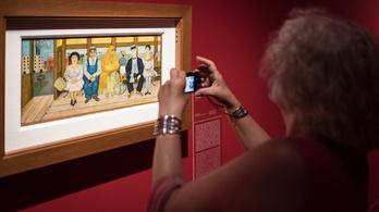 Rengetegen látták az első magyar Frida Kahlo-kiállítást
