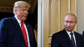 Mégsem lesz igazi Trump-Putyin-csúcs Párizsban