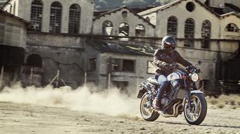 Nem lett telitalálat az XT500-nosztalgia Yamaha