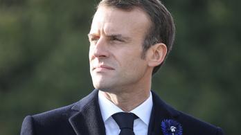 Macron ellen tervezett merénylet miatt fogtak el hat szélsőjobboldalit Franciaországban