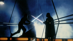 Lehet a tűznek árnyéka? Na és a Star Warsban a fénykardnak?