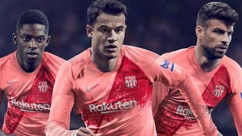 A Barca tiszta pinkben lesz Milanóban