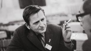 A Millennium-trilógia írója megtalálhatta Olof Palme gyilkosát