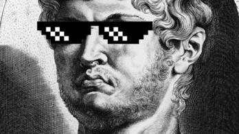 Nero császár is napszemüveget hordott