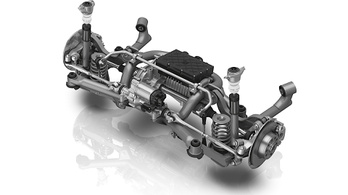 Villanyautó-motort mutatott be a ZF