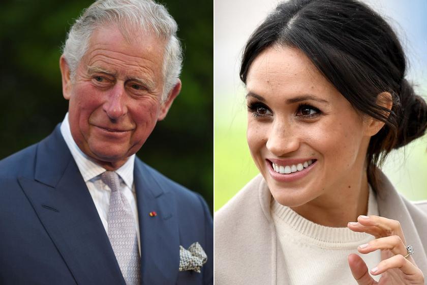 Kiderült az igazság Károly herceg és Meghan kapcsolatáról - Ezt gondolja új menyéről a trónörökös