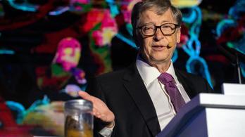 Bill Gates: Sose hittem, hogy ennyit fogok tudni az emberi székletről