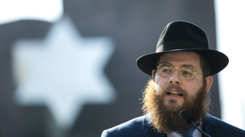 Köves Slomó Brüsszelben nyit irodát az antiszemitizmus ellen