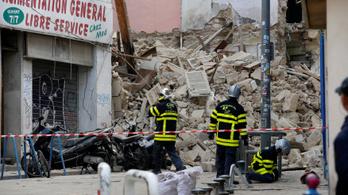 Legalább hárman meghaltak, miután több ház összeomlott Marseille-ben