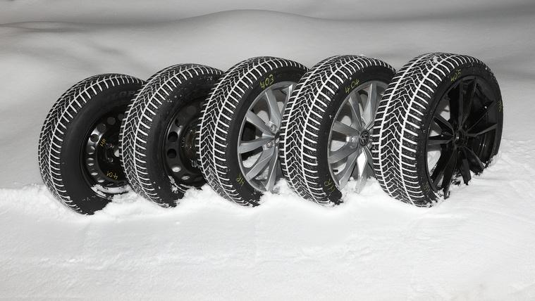 Télen jobb a keskeny gumi?