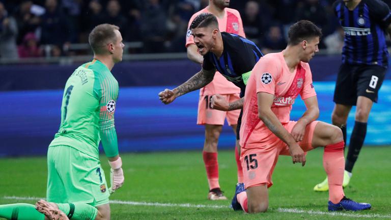Barca, Inter, Spurs: őrült hajrák a BL-ben