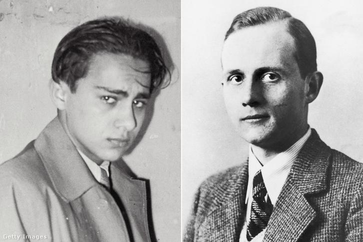 Herschel Grynszpan és Ernst vom Rath