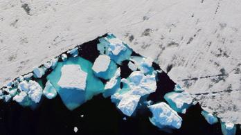 Ha a grönlandi jég elolvad, akkor elég nagy bajban leszünk