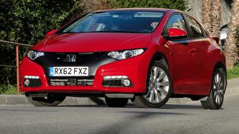 Mazda 3 vagy Honda Civic?