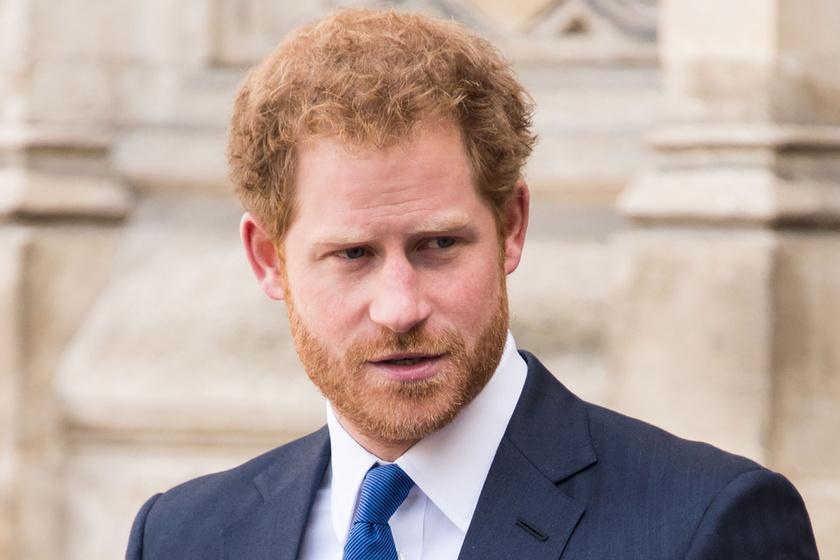Döbbenetes fotó Harry hercegről: ilyen rosszul néz majd ki 50 évesen