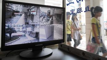 Mindenkiről mindent: Kína járásfelismerő kamerákkal kísérletezik