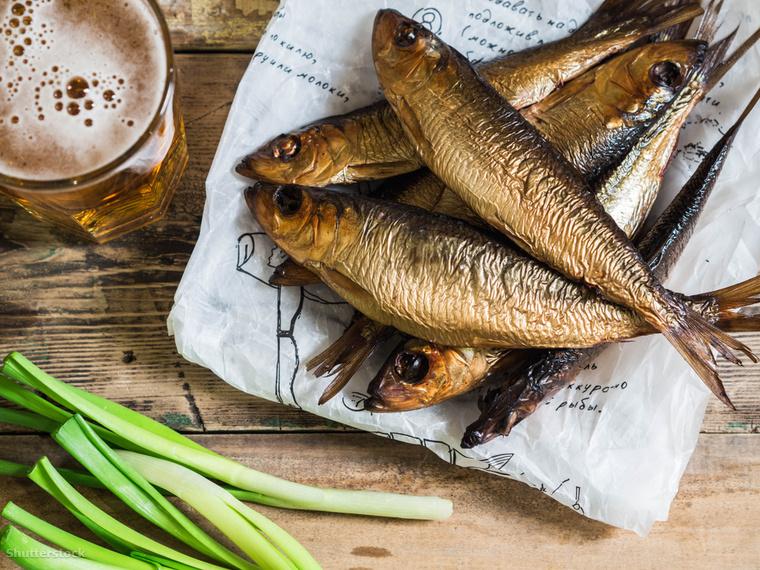 A balti hering ősszel különösen népszerű étel a svédeknél és a finneknél