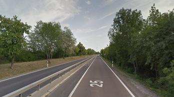 Átadták az M25-ös autóút északi szakaszát