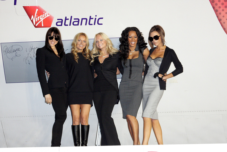 A Spice Girls bemutatja: A szürke ötven árnyalata még mielőtt menő lett volna
