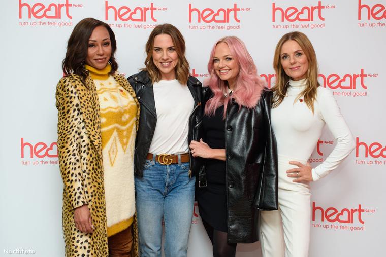 Ahogy arról mi is beszámoltunk: bár Victoria Beckham nélkül, de most már tényleg újra összeáll a Spice Girls
