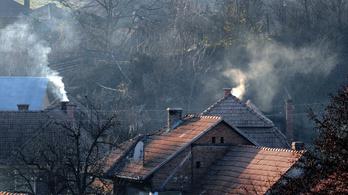 A helytelen fűtés miatt is romlik télen a levegő minősége