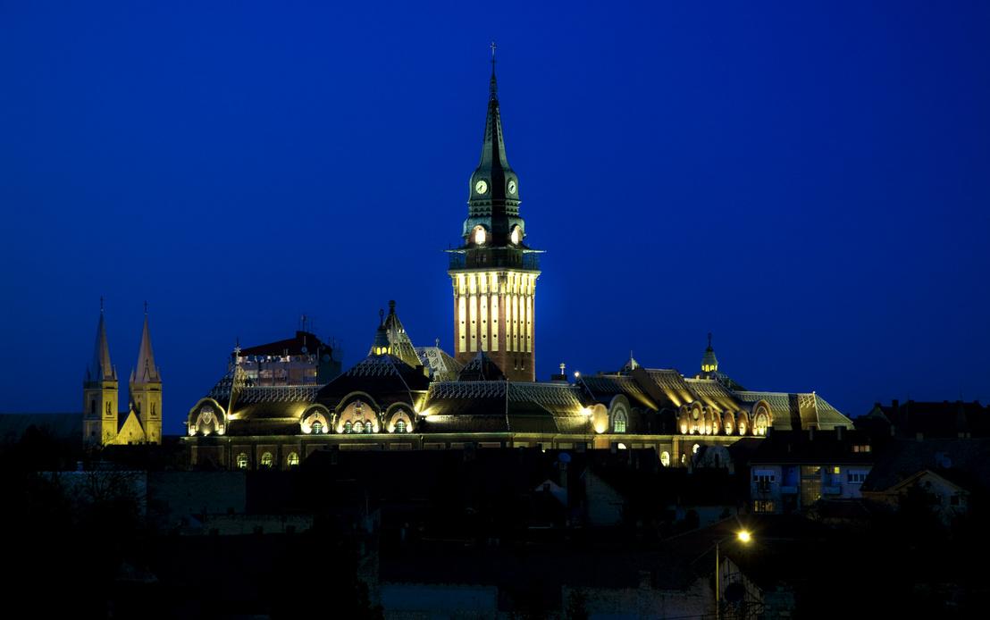 szabadka városháza