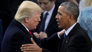 Trumpból Obama lett